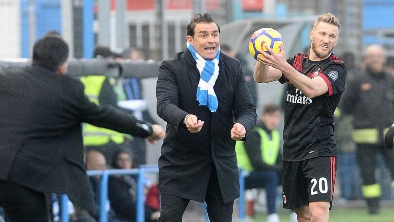 Serie A Spal, si continua con Semplici in panchina