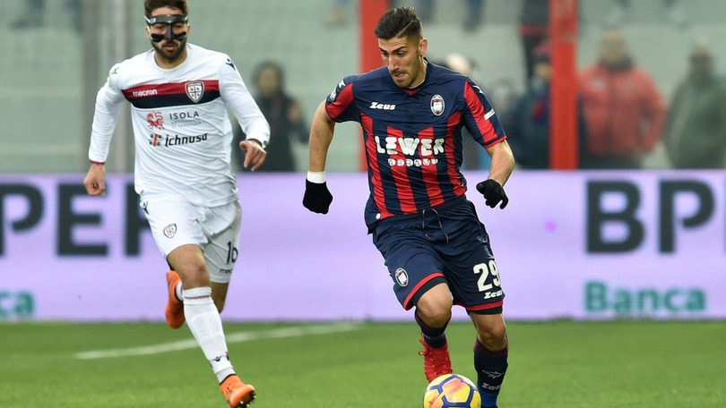 Serie A Cagliari, Faragò si è allenato a parte