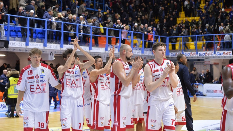Basket, in Coppa Italia Milano davanti a tutti