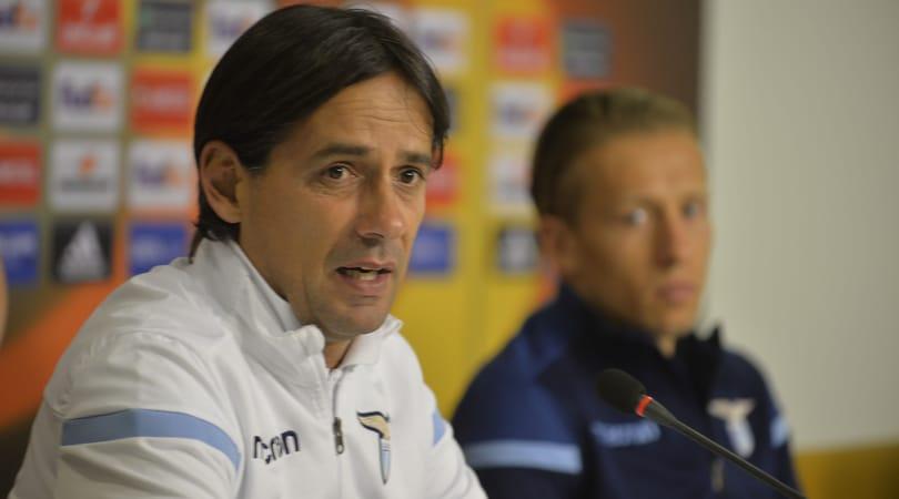 Inzaghi: «A Bucarest ci vuole la vera Lazio»