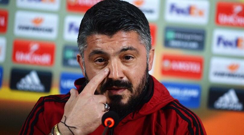 Gattuso: «Rispetto il Ludogorets, al Milan sto vivendo un sogno»
