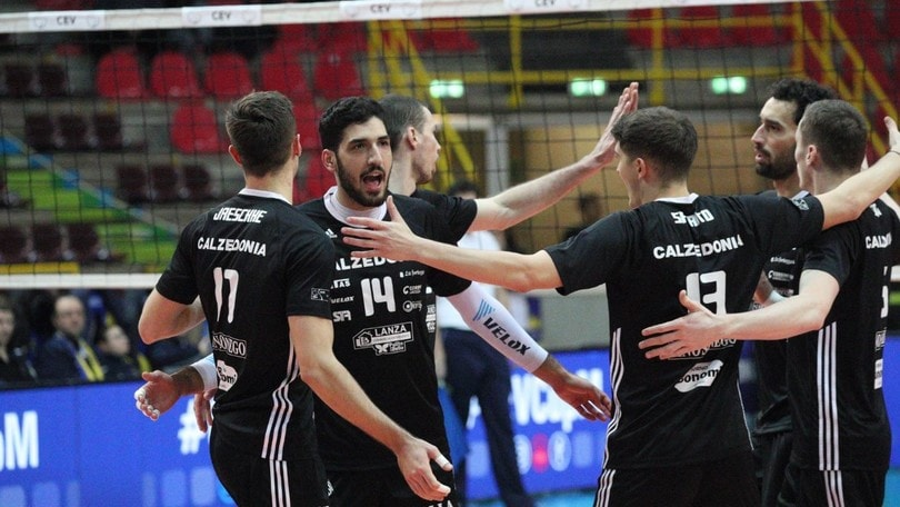 Volley: Cev Cup, Verona soffre ma doma il Montpellier