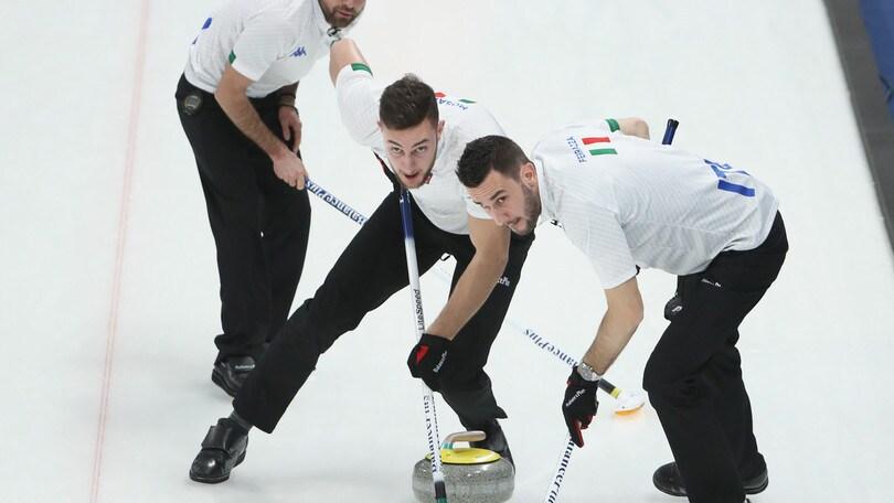 L'Italia del curling entusiasma: battuti gli Usa