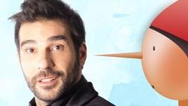 Edoardo Leo con Pinocchio, una favola in musica