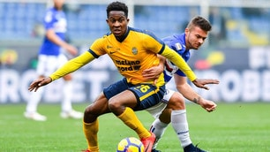 Calciomercato Verona, Aarons: «Pronto per aiutare la squadra»