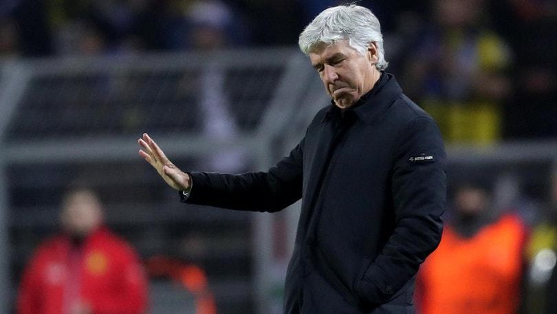 Europa League Atalanta, Gasperini: «Fa male prendere gol nel recupero»