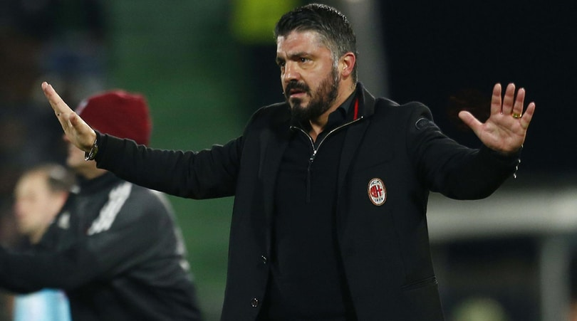 Gattuso: «Il Milan è un sogno che spero duri a lungo»