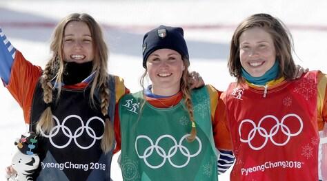 Gold Rush - Moioli, snowboard d'oro