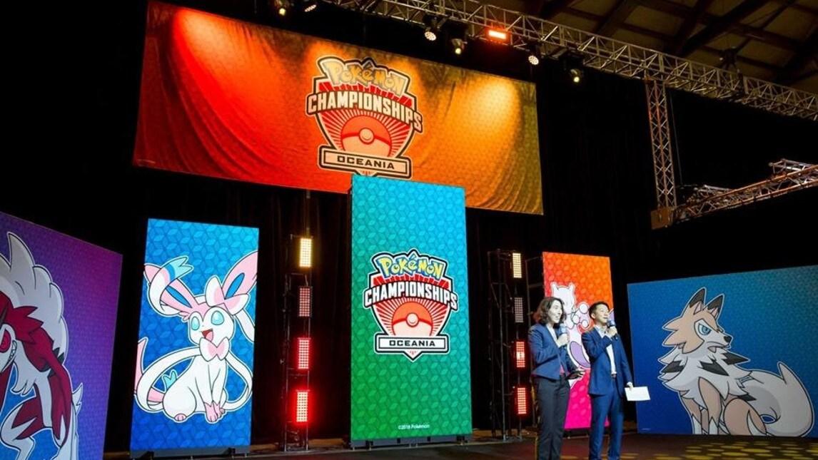 La tappa australiana dei campionati d'Ocenia di Pokémon VGC, il videogioco, ha visto l'italia protagonista con due vittorie: nella categoria Junior e nella categoria Master. Risultati che fanno ben sperare per i mondiali 2018 di agosto.
