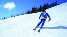 Imparare a sciare nel Lazio