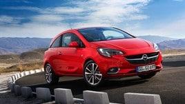 Opel, la Corsa diventa elettrica dal 2020