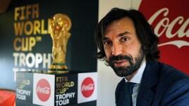 Pirlo è pronto a tornare: «Contatti con la Nazionale e alcuni club»