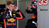 F1 Red Bull, Verstappen: «L'Halo è brutto e pesante»