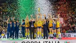 Volley: Coppa Italia Femminile, a Bologna cresce l'attesa per le finali