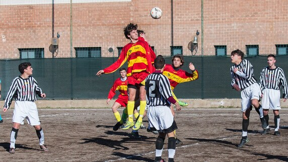 Juniores: Pascal-Lucrezio Caro 0-12