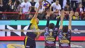 Volley: Superlega, nella 10a di ritorno Perugia contro Castellana Grotte, Lube aspetta Verona