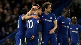 FA Cup, Chelsea-Hull City 4-0: tutto facile per Conte