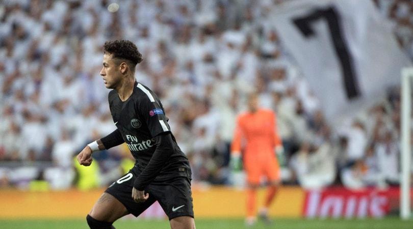 Dalla Spagna: «Neymar si sente ormai un giocatore del Real Madrid»