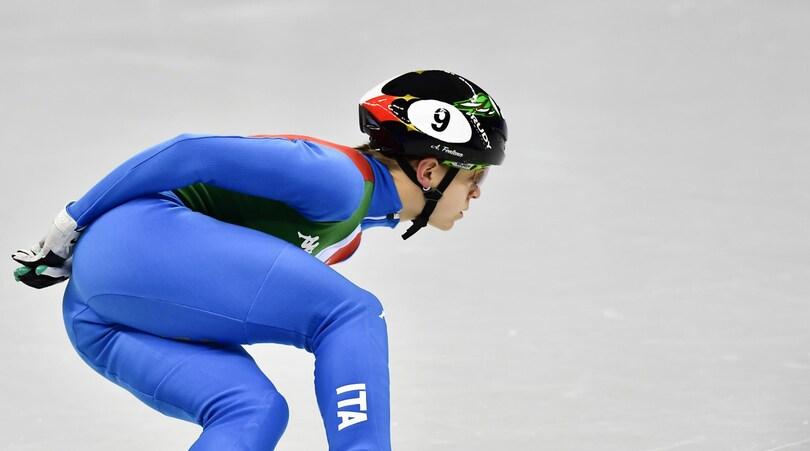 Olimpiadi: Oro Choi, Arianna Fontana chiude ultima