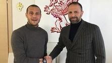 Calciomercato Perugia, ufficiale: firma Diamanti