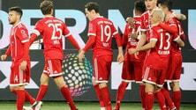 Diretta Bayern Monaco-Besiktas: formazioni ufficiali, tempo reale dalle 20.45 e dove vederla in tv