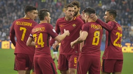 Roma fa festa a Udine: Ünder e Perotti fanno sorridere Di Francesco