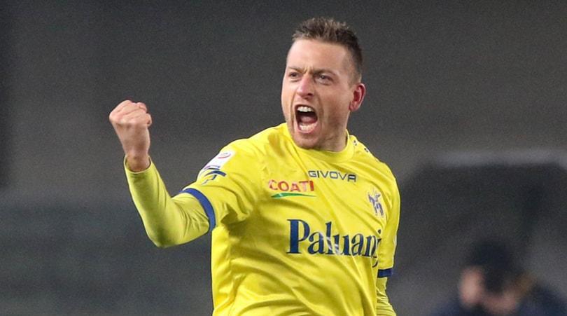 Chievo-Cagliari 2-1, Giaccherini show: gol e assist