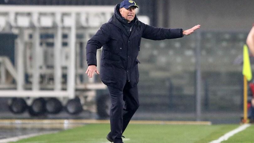 Serie A Chievo, Maran: «Finalmente la vittoria. Non abbiamo mai mollato»