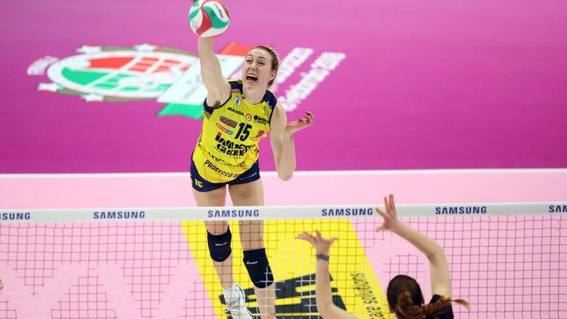 Volley: Coppa Italia Femminile, Conegliano è in finale