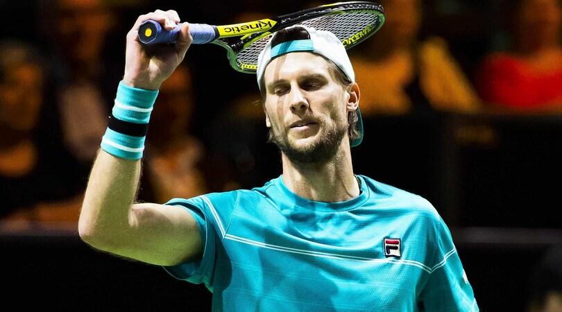 Federer batte Seppi a Rotterdam: finale con Dimitrov