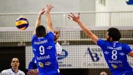 Volley: A2 Maschile, Pool B, Mondovì sfiora soltanto l'impresa con Alessano