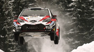 Rally di Svezia, Neuville vince e passa in testa alla classifica
