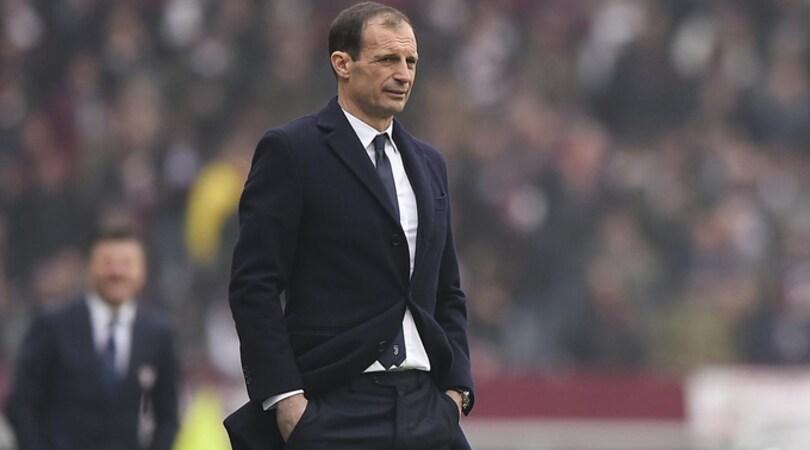 Juventus, Allegri: «Nelle difficoltà ci divertiamo. Buffon fuori? Scelta concordata»