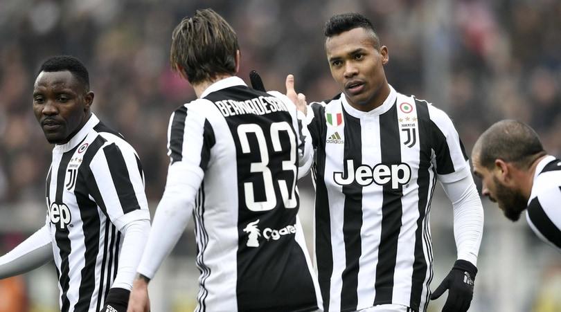 Serie A, Torino-Juventus 0-1: decide Alex Sandro, si rivede Dybala
