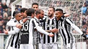 La Juventus si prende il derby: è festa bianconera!