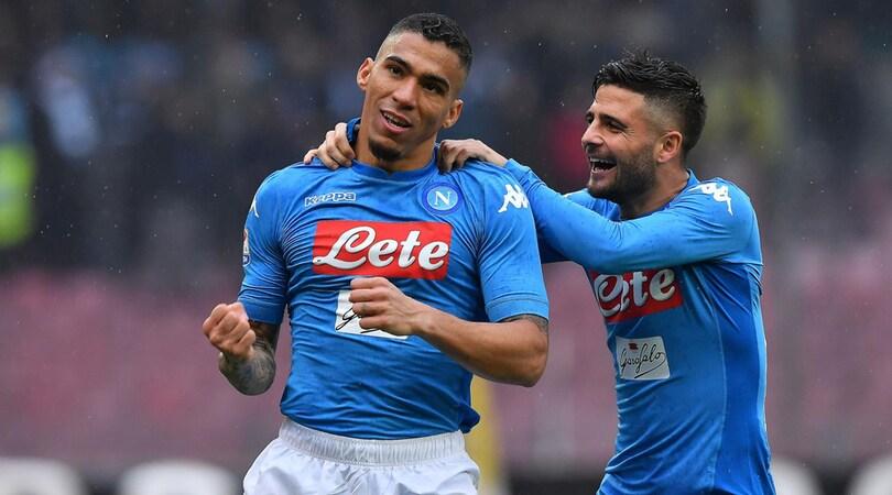 Serie A, Napoli-Spal 1-0: Allan sigilla la nona vittoria consecutiva