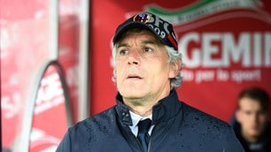 Serie A Donadoni: «Orgoglioso di allenare il Bologna»