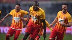 Benevento, che festa! 3-2 al Crotone e terza vittoria in campionato