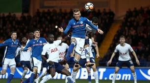 FA Cup, Tottenham costretto al replay anche dal Rochdale