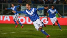 Serie B, tre turni di squalifica a Gastaldello (Brescia) e Greco (Cremonese)