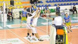 Volley: A2 Maschile, Pool B, vincono Gioia del Colle, Ortona e Cantù