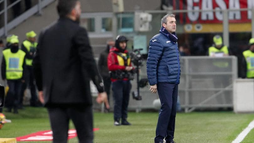 Giampaolo, Milan ha vinto con merito