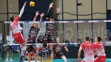 Volley: Superlega, vincono Perugia e Civitanova, Trento sbanca il PalaPanini