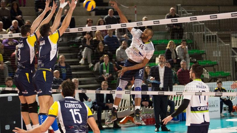 Volley: A2 Maschile, Pool A, Roma soffre a Spoleto, Tuscania batte Siena