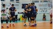 Volley: A2 Maschile, Pool C, Massa vince a Taviano e torna a sperare