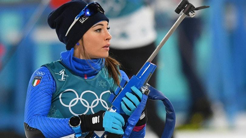 Biathlon, Wierer: «Pronti per la staffetta»