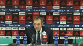 "Giampaolo: ""Milan in grande forma"""