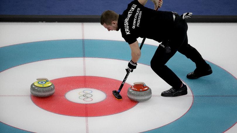 Doping, aperto procedimento contro il russo del curling
