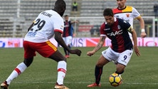 Serie A Bologna, a parte Verdi e Da Costa