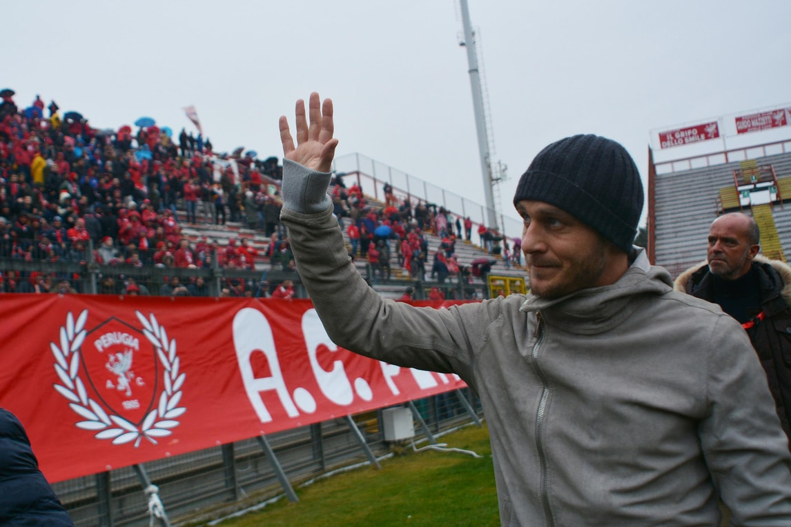 Calciomercato Perugia, Diamanti: «La squadra giusta per me»